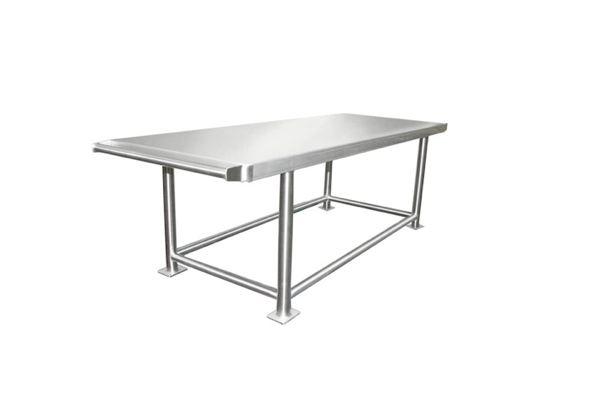 Table de travail palardy acier inoxydable - Table de travail de boucher ...